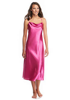 Jones New York Spring Symphony Satin Gown