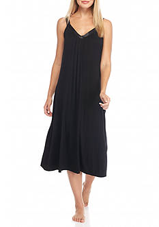 Jones New York Black Jersey Gown