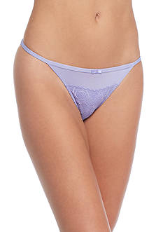 Jessica Simpson Young & Beautiful Tanga - JS16583