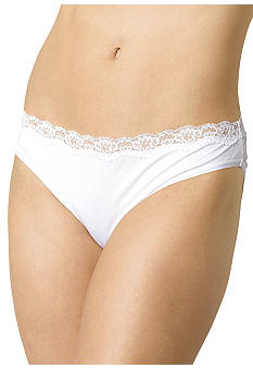 ND Intimates Lace Trim Bikini - 231202