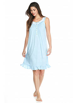 Aria Sleeveless Jersey Night Gown