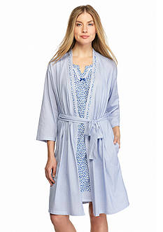 Aria Chemise Robe Travel Set