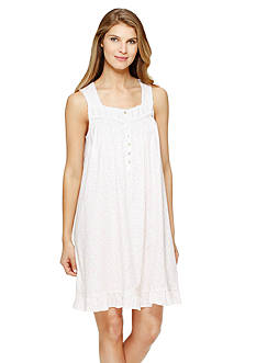 Eileen West Sleeveless Nightgown