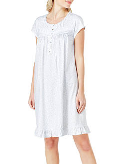 Eileen West Cap Sleeve Night Gown