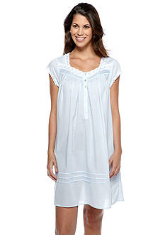Eileen West Lace Trim Chemise