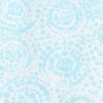 Kim Rogers Plus Size Clothing: Aqua Swirl Kim Rogers Plus Size 2-Piece Capri Swirl Pajama Set