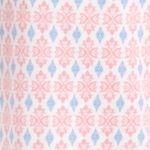 Pajamas for Women: Pink Foulard Kim Rogers Sleeveless Modern Foulard Pajama Set