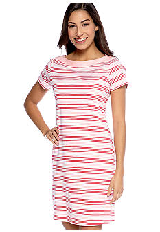 Nautica Cove Stripe Sleep Shirt