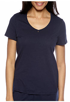 Nautica Anchor Solid Sleep Tee