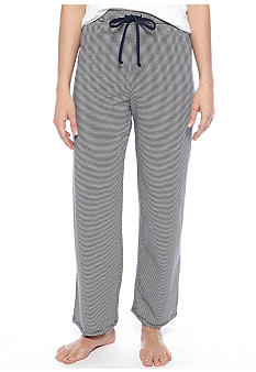 Nautica Anchor Striped Pajama Pant