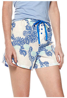 Nautica Coral Shell Short