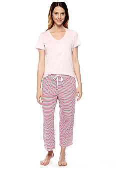 Nautica Striped Pajama Set