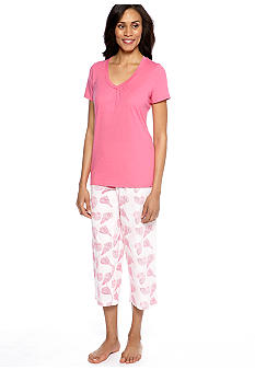 Nautica Shell Pajama Set