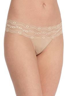 b. tempt'd by Wacoal B. Adorable Thong - 933182