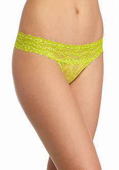 b.tempt'd by Wacoal Lace Kiss Thong - 970182