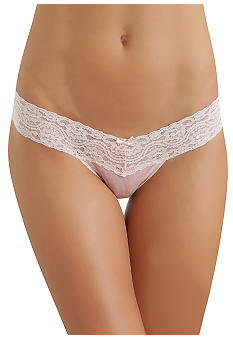 b.tempt'd by Wacoal Super Natural Thong - 976103