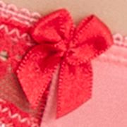 Women: Panties Sale: Strawberry Pink b.tempt'd by Wacoal Most Desired Thong - 976171
