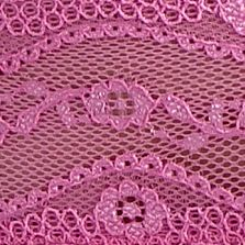 Luxury Lingerie: Super Pink b.tempt'd by Wacoal Lace Kiss Bikini - 978182