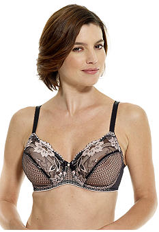 Lunaire Alexandria Lace Full Coverage Underwire Bra - 20411