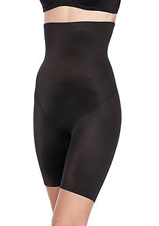 Miraclesuit Real Smooth Hi-Waist Thigh Slimmer with Wonderful Edge - 2759