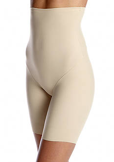 Naomi & Nicole Wonderful Edge Soft and Smooth Hi-Waist Thigh Slimmer - 7759