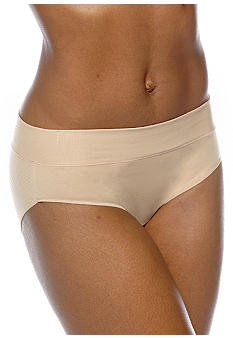 Naomi & Nicole Wonderful Edge Wide Band Cotton Hipster - A153