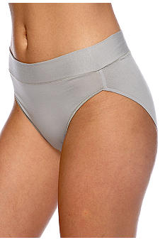 Naomi & Nicole Wonderful Edge Cotton Wide Band Brief - A155