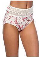 Naomi & Nicole Wonderful Edge®: Lace Brief - A165P