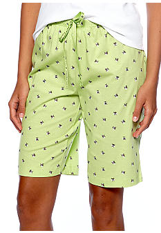HUE Busy Bee Bermuda Sleep Short