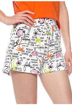 HUE Rum Summer Sleep Boxer Short