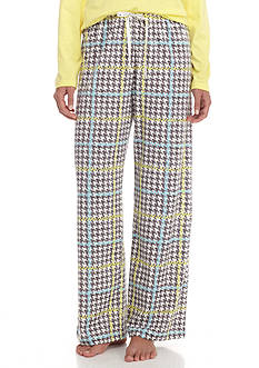 HUE Sun-Loving Plaid Pajama Pants