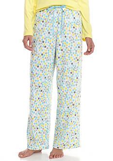 HUE Dot Pallet Pajama Pant