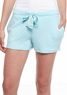 HUE Quilty Shorty Boxer with Pockets