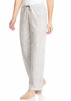 HUE Rita Cheetah Print Pants