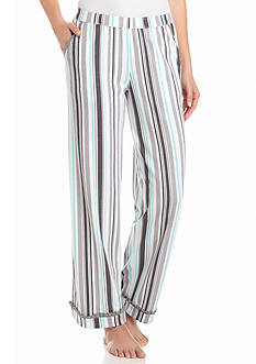 HUE Snoozy Stripe Pants