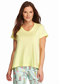 HUE Short Sleeve Scoop Modal Tee