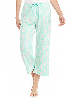 HUE Sea Pony Capri Pants