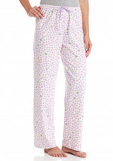 HUE Geo Bud Sleep Pants