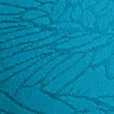 Average Figure Bra: Turquoise Pool Jockey Aurora Seamless Sports Bra - 8609