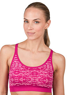 Jockey Geo Snake Seamless Cami Sports Bra - 8784
