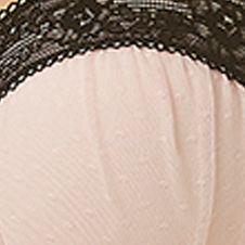 Designer Bridal Lingerie: Pink Flirt Jezebel Rosie Convertible Strapless Bra - 16016