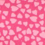 Women's Bikini Underwear: Pink Heart New Directions Tailored Bikini - B134324