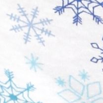 Women's Hipster Panties: Blue Snowflake ND Intimates Boy Are You Cute Holiday Hipster - H194172