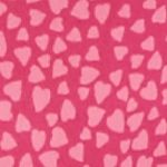 Women's Hipster Panties: Pink Heart New Directions Intimates Tailored Micro Hipster - H194318