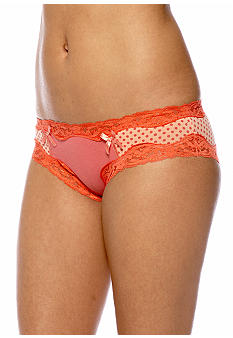 ND Intimates Love of Lace Tanga - L192414
