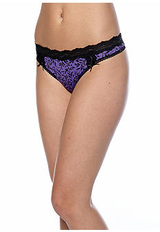 ND Intimates New Thong - T122202