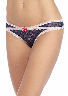Honeydew Intimates Ashley Lace Thong - 200247