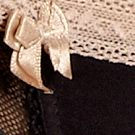 Women's Hipster Panties: Black Sand Honeydew Intimates Claudia Hipster - 200469