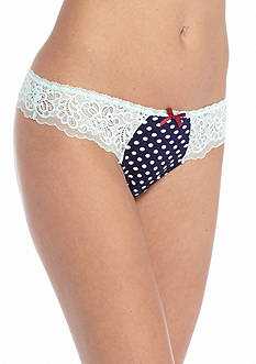 Honeydew Intimates Bri Lace Thong - 200470