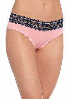 Honeydew Intimates Becca Lace Cotton Hipster - 590475